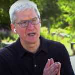 El director ejecutivo de Apple, Tim Cook, impulsa la compromiso popular en una entrevista