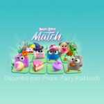 El juego Angry Birds Match libre para iPhone, iPad y iPod touch