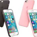 Los complementos para iPhone 6 son compatibles con iPhone 6s