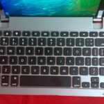 El teclado ultrapequeño transforma su iPad mini en una linda Macbook