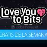 Love You To Bits - Aplicación Gratis de la Semana en iTunes para iPhone y iPad