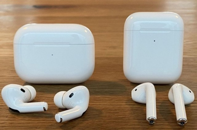 AirPods y AirPods Pro